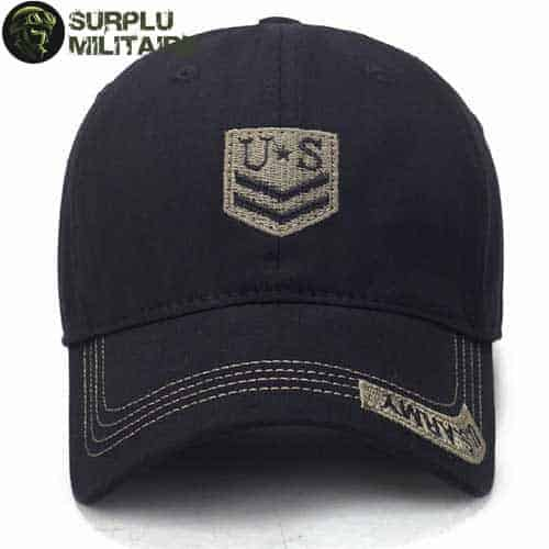 casquette militaire american army camouflage 1