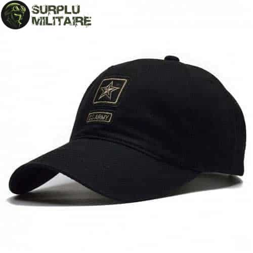 casquette militaire us army star vert armee pas chers