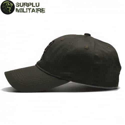 casquette militaire us army star vert armee