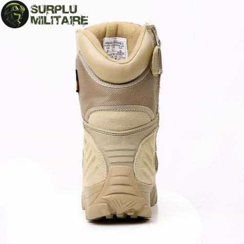 chaussures militaires boots sand 47 acheter 1