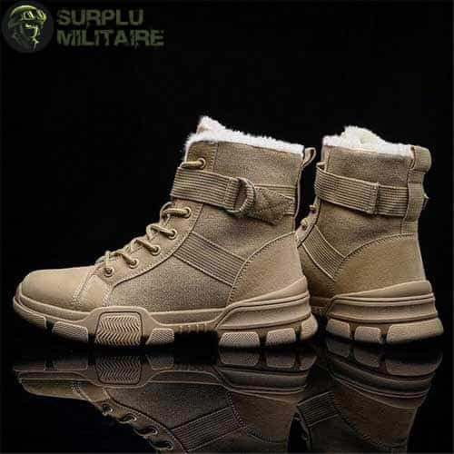 chaussures militaires girly urban boots kaki 41 cat 1