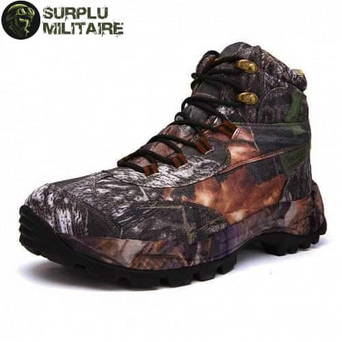 chaussures militaires hunter camo style 2 42 a vendre