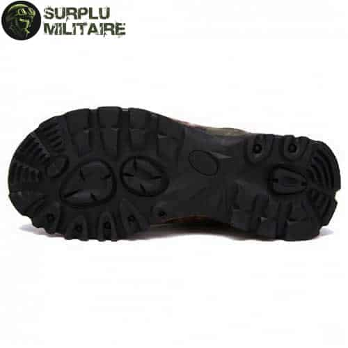 chaussures militaires hunter camo style 2 42 surplu
