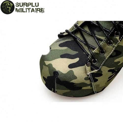 chaussures militaires low boots camo 40 surplu