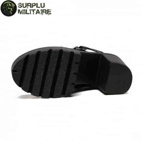 chaussures militaires martial boots 42 surplu
