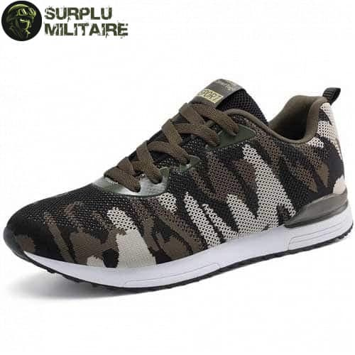 chaussures militaires sneakers classical camo 44 surplu